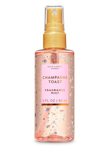 Bath & Body Works - Champagne Toast Travel Size Fine Fragrance Mist
