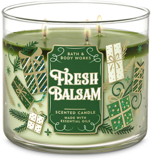 Bath & Body Works - 3-Wick Candles