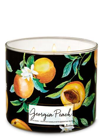 bathandbodyworks.com - Georgia Peach 3-Wick Candle