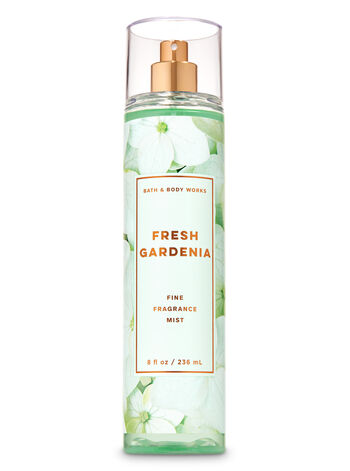 Bath & Body Works - Fresh Gardenia Fine Fragrance Mist
