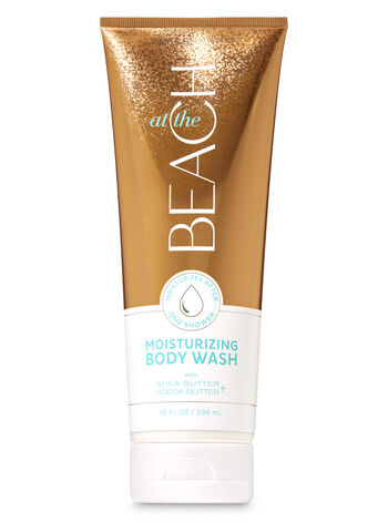 Bath & Body Works - At the Beach Moisturizing Body Wash