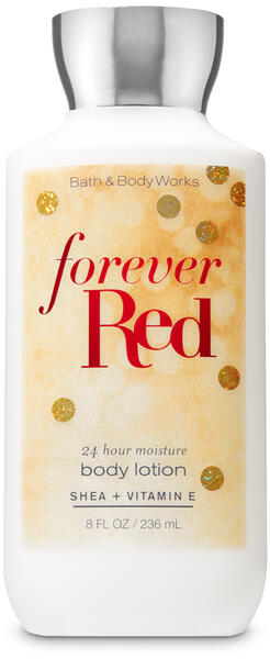 Bath & Body Works - Forever Red | Body Lotion