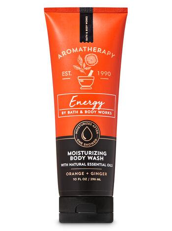 Bath & Body Works - Aromatherapy Orange Ginger Moisturizing Body Wash
