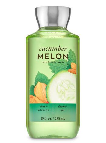 Bath & Body Works - Signature Collection Cucumber Melon Shower Gel