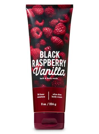 Bath & Body Works - Signature Collection Black Raspberry Vanilla Ultra Shea Body Cream
