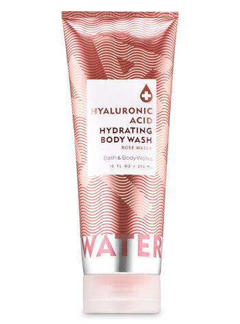 Bath and Body Works - Water Hyaluronic Acid Hydrating Body Cream