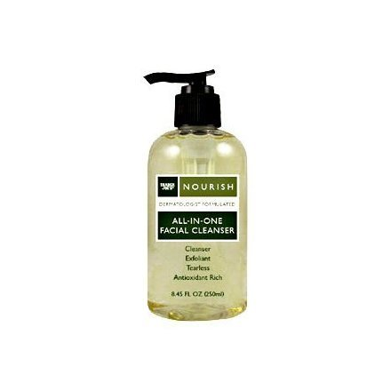 Trader Joe'S - Nourish All-in-One Facial Cleanser