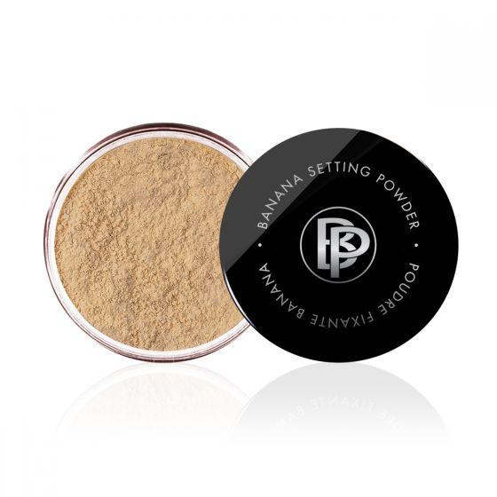 bellapierre - Banana Setting Powder - Medium