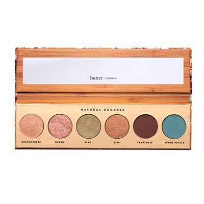 Butter London - Natural Goddess Eyeshadow Palette
