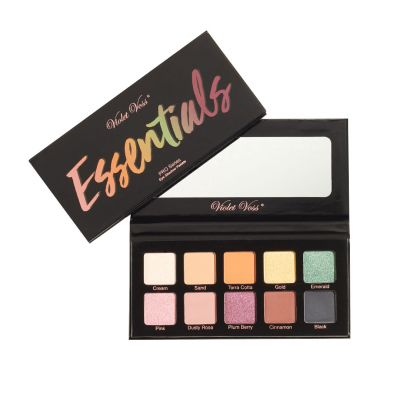 Violet Voss - Essentials, 10 Pan Eyeshadow Palette