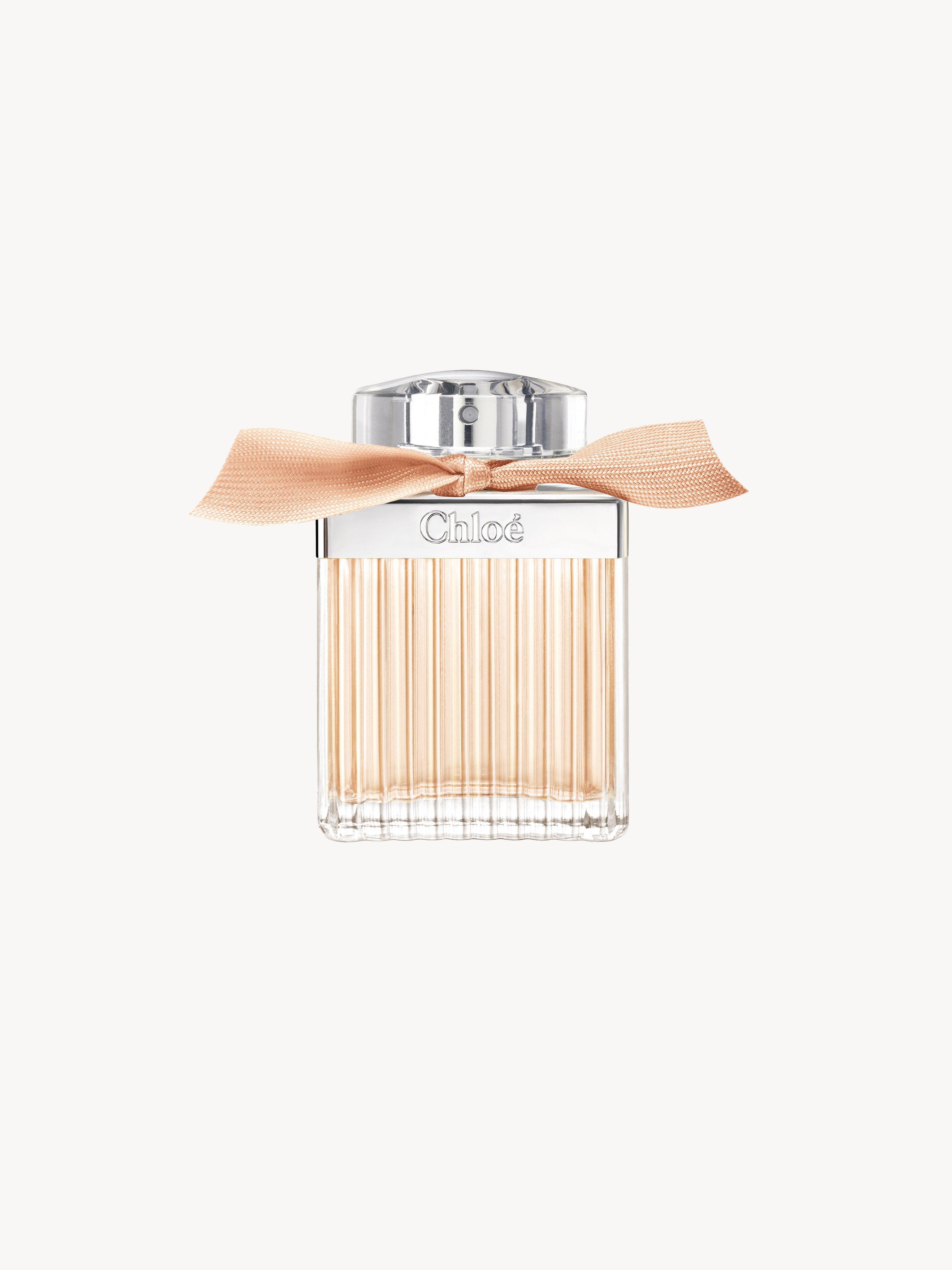 www.chloe.com - Chloé perfume - Rose Tangerine