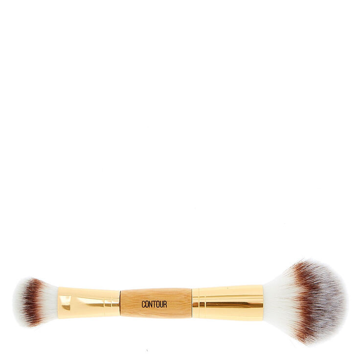claires - Bamboo Duo Contour Powder Brush