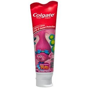 Colgate - COLGATE® trolls™ mild bubble Fruit® tootHpaste
