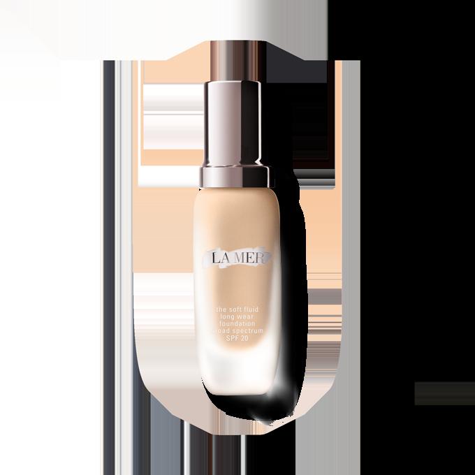 Crème de la Mer - The Soft Fluid Long Wear Foundation Broad Spectrum SPF 20   Face Foundation Makeup   La Mer Official Site