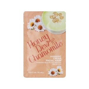 CVS - Honey Dew and Chamomile Overnight Cream Facial Mask