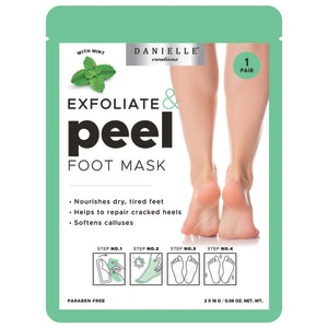 www.cvs.com - Danielle Exfoliate and Peel Foot Mask