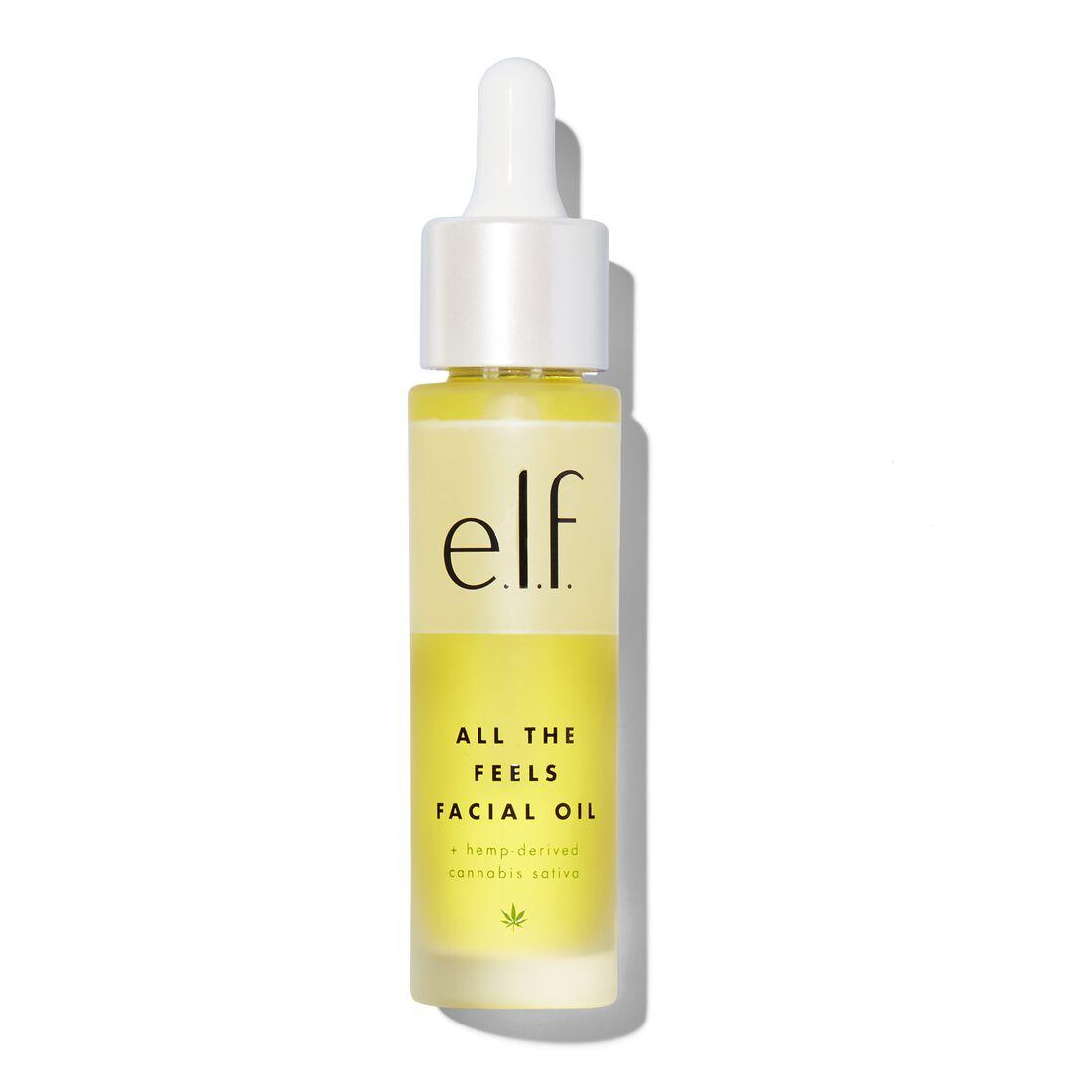 E.l.f Cosmetics - All the Feels Facial Oil