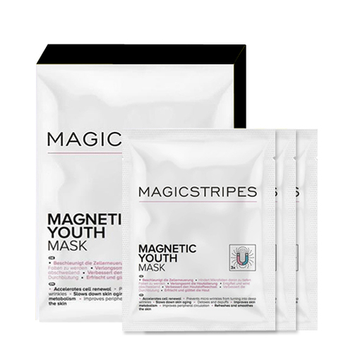 www.eskincarestore.com - Magicstripes Magnetic Youth Mask - 3 Masks 1 set