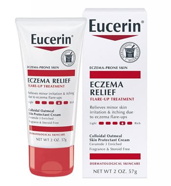 Eucerin - Eczema Relief Flare-Up Treatment