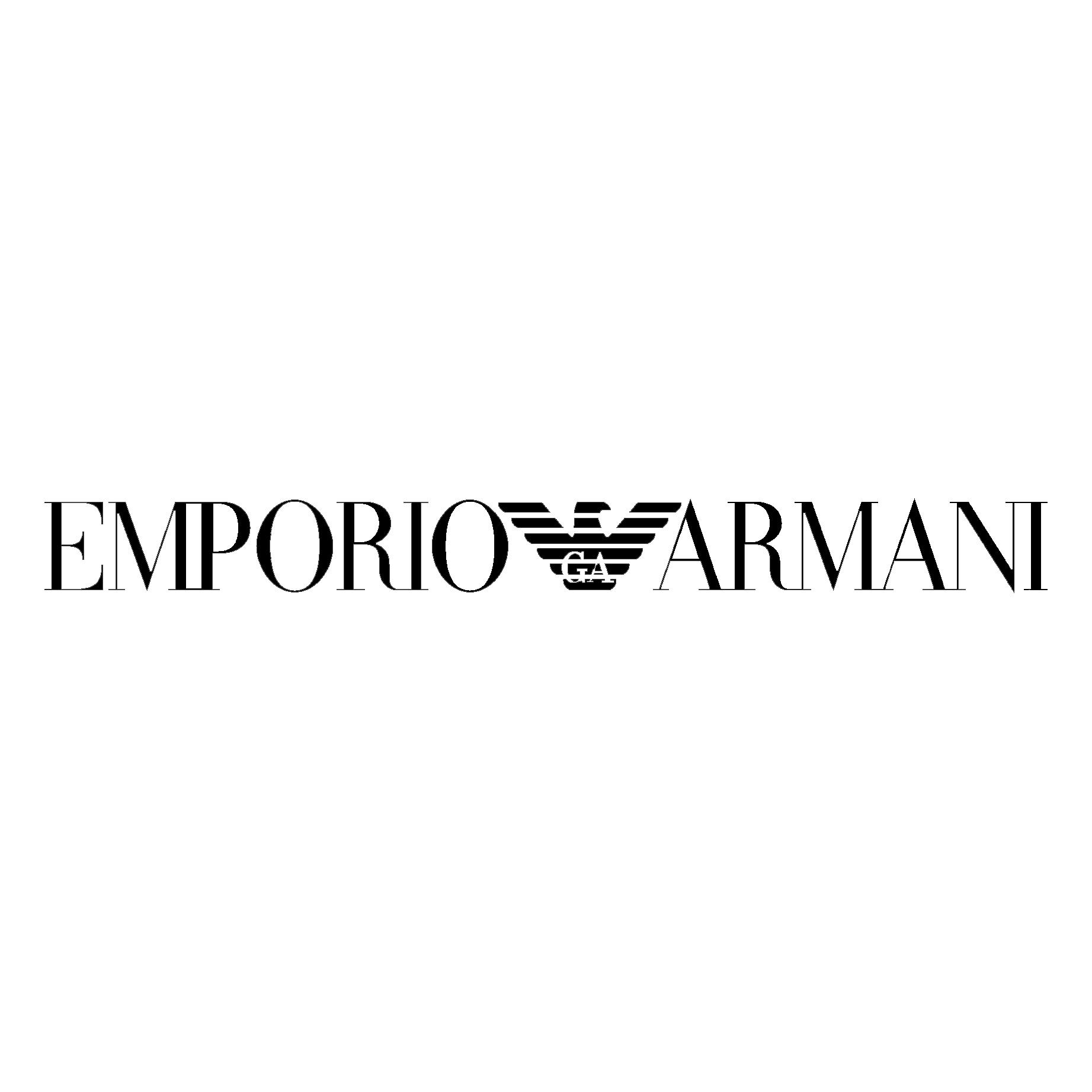 Armani's logo