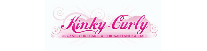 Kinky Curly's logo