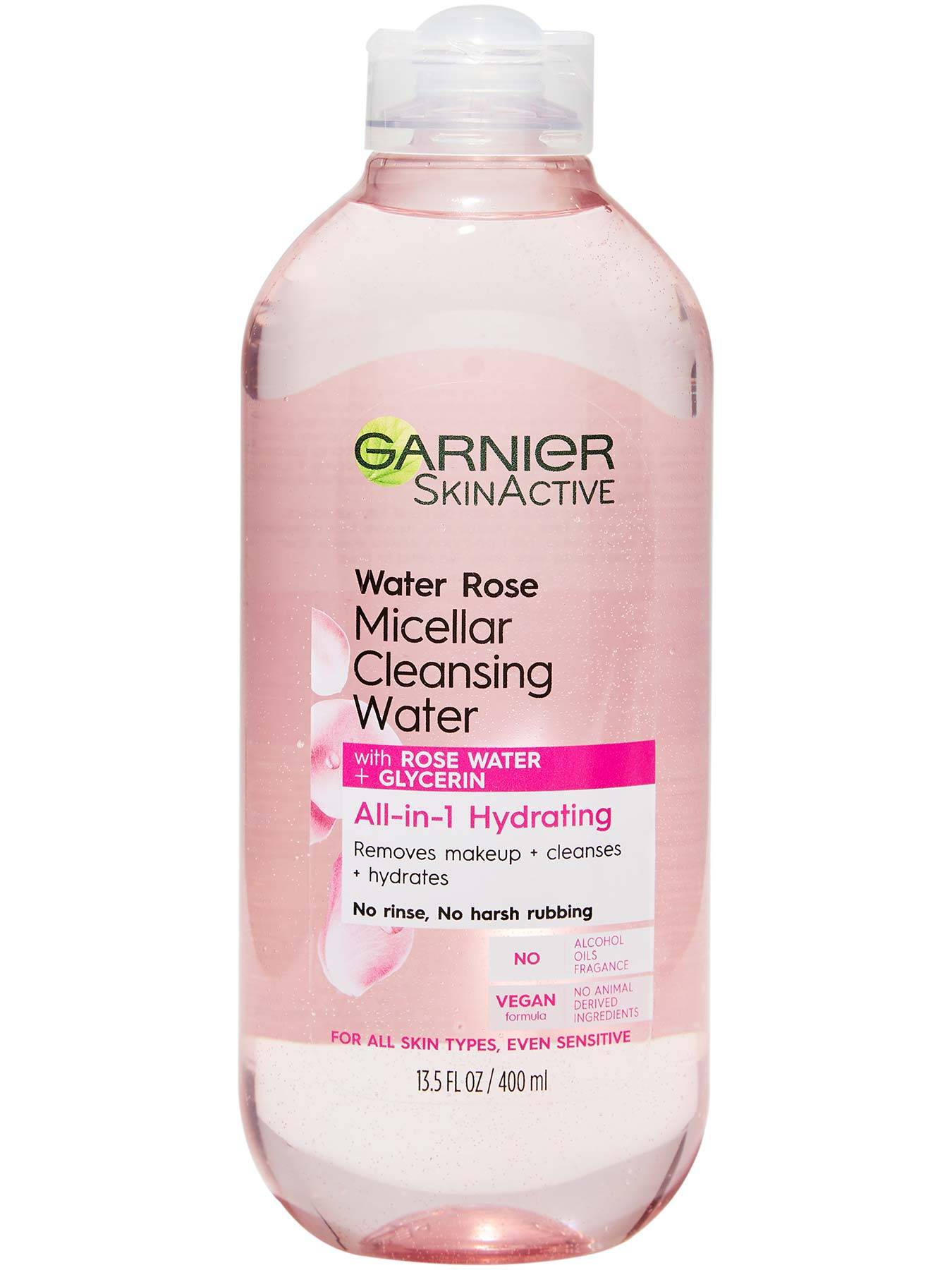 Garnier SkinActive - Water Rose Micellar Cleansing Water