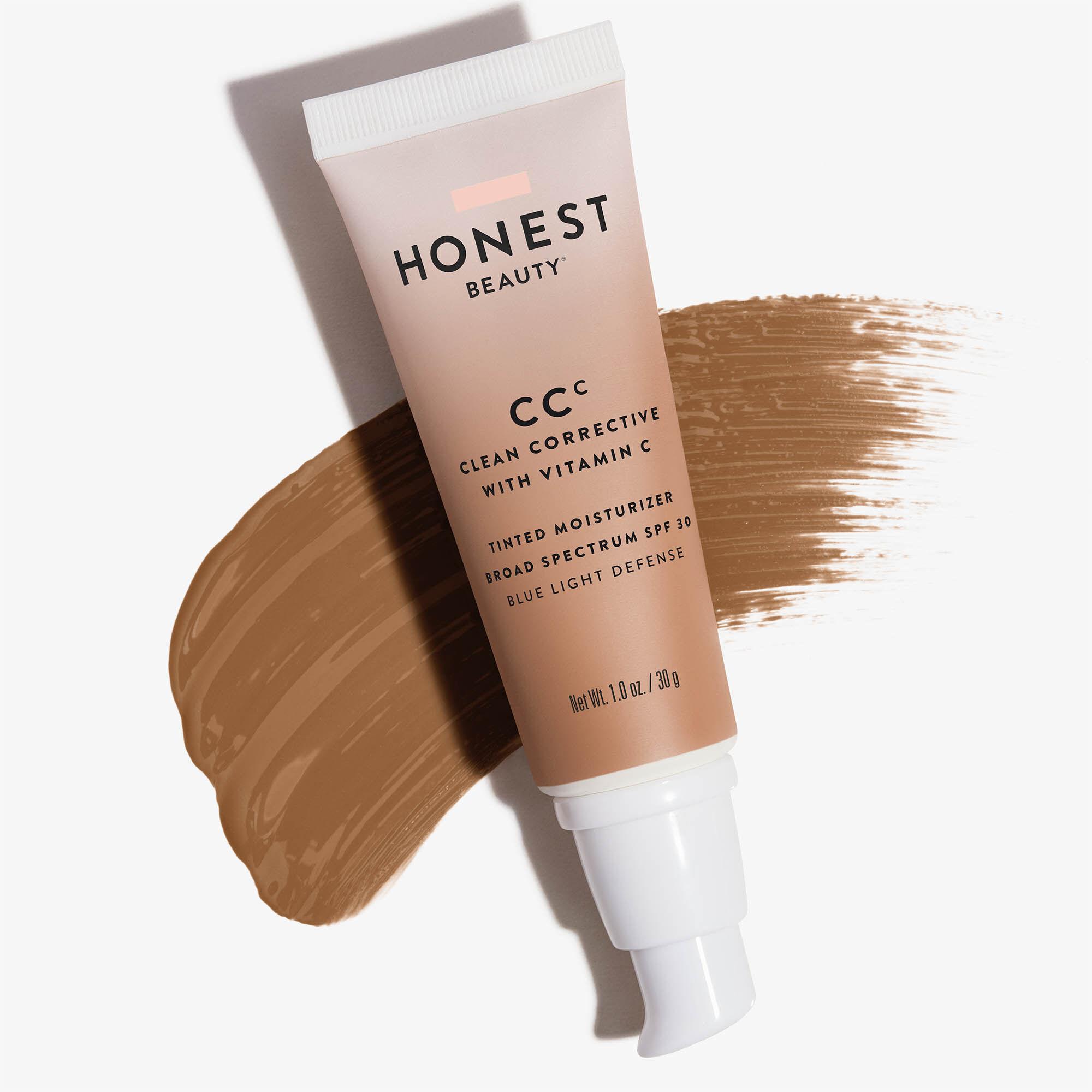 www.honest.com - CCC Clean Corrective With Vitamin C Tinted Moisturizer, Medium