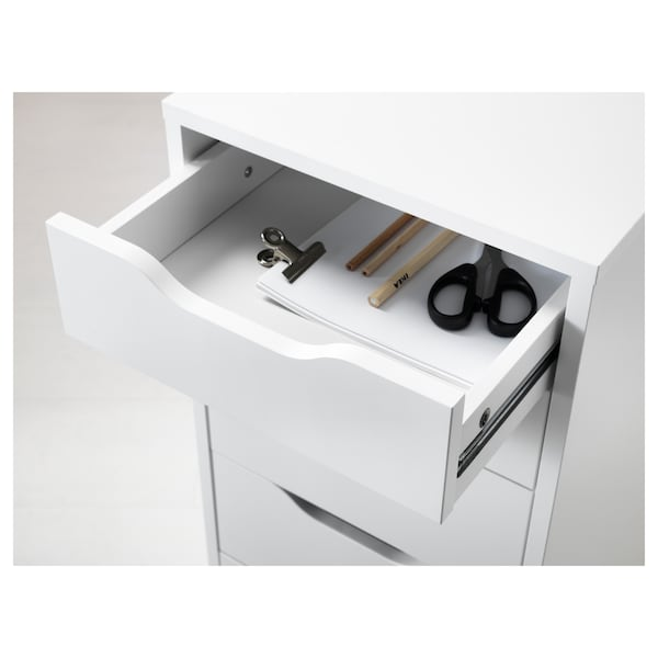 Alex - ALEX Drawer unit, white14 1/8x27 1/2 ""