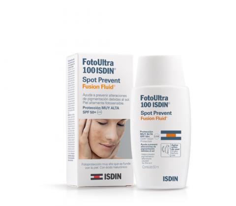 isdin.com - Fusion Fluid SPF 50+