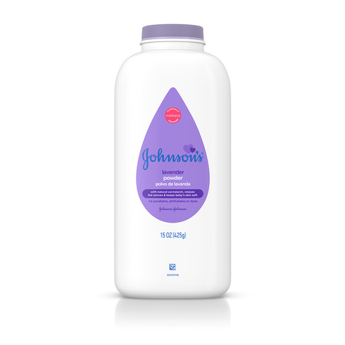 johnsonsbaby.com - Lavender Powder