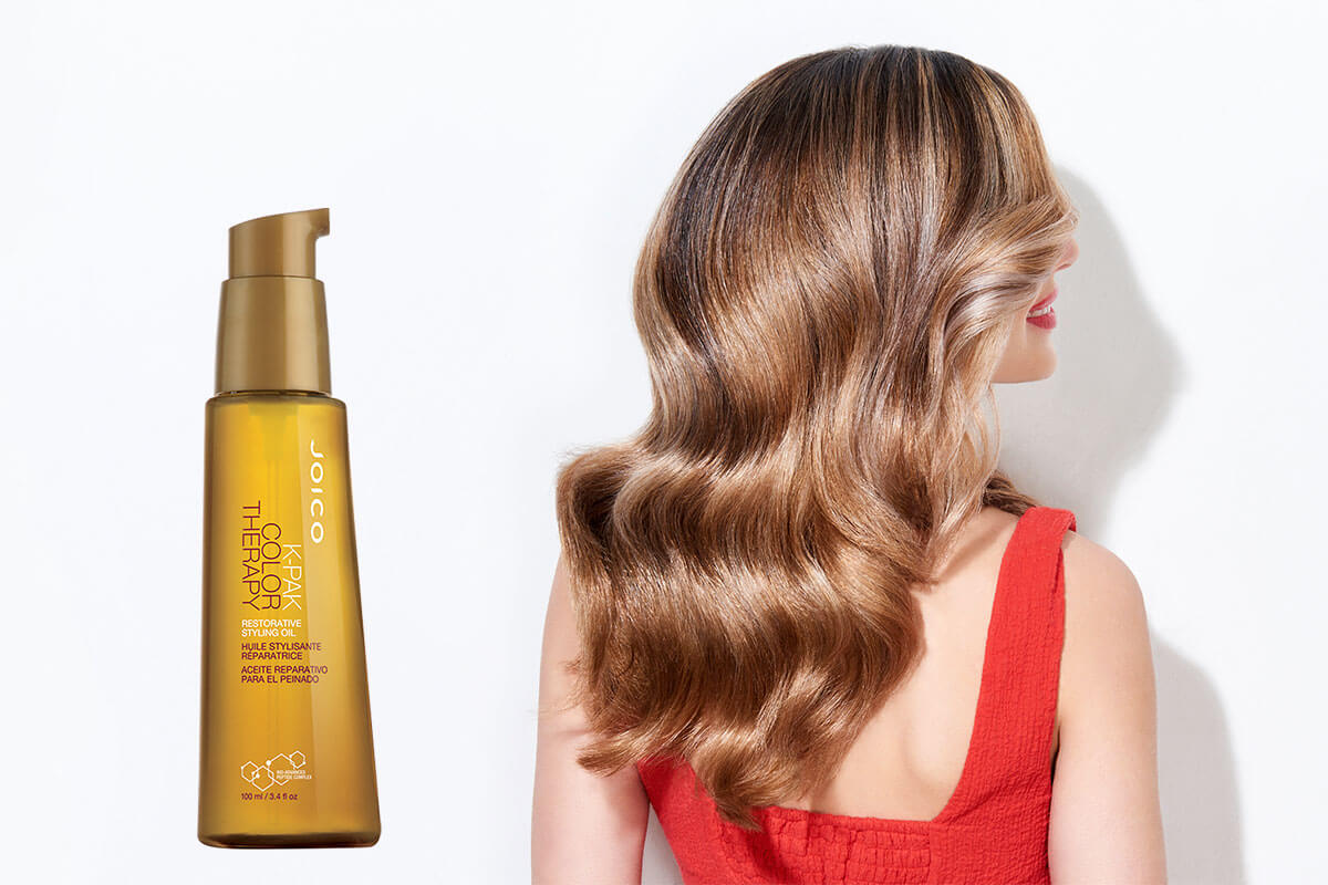 Joico - Conditions color-treated hair and provides shine