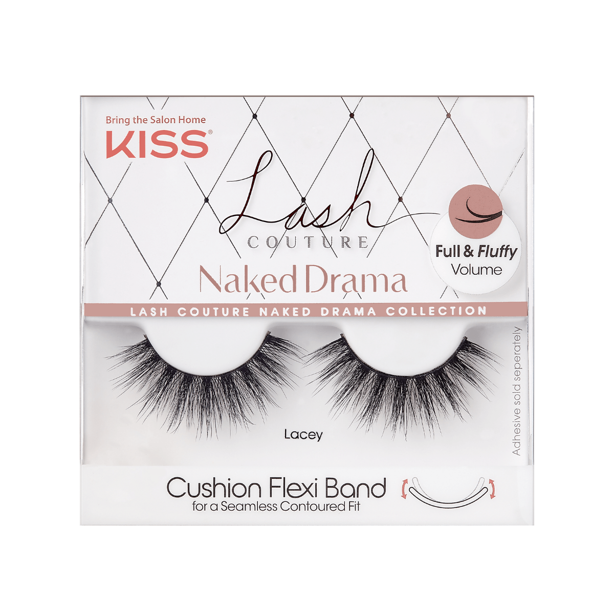 Lacey - KISS Lash Couture Naked Drama