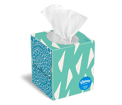 Kleenex - Kleenex® trusted care* tissues