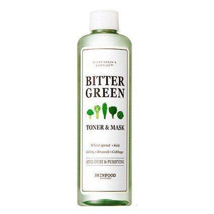 Skinfood - Skinfood Bitter Green Toner & Mask 300ml
