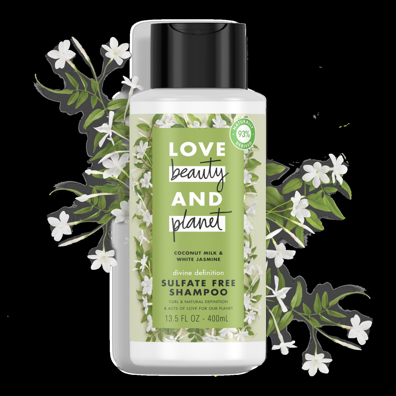 lovebeautyandplanet.com - sulfate-free coconut milk & white jasmine shampoo