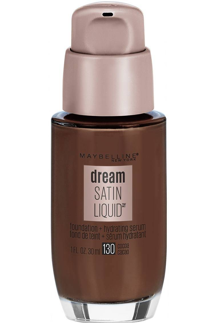 Maybelline - Dream Satin Liquid Foundation Cocoa