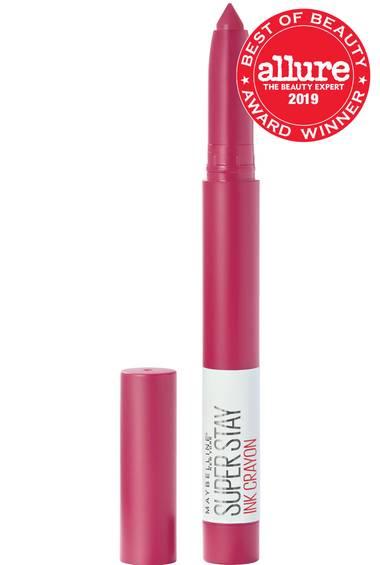 Maybelline - SuperStay Ink Crayon, Matte Longwear Lipstick, Treat Yourself
