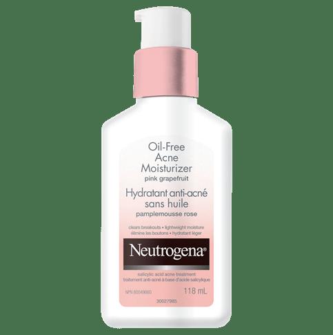Neutrogena - NEUTROGENA® Oil-Free Acne Moisturizer Pink Grapefruit