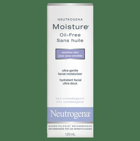 Neutrogena - NEUTROGENA MOISTURE® Oil-Free Sensitive Skin