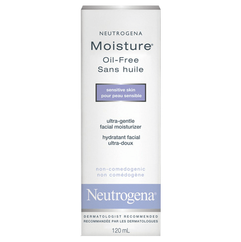 Neutrogena - NEUTROGENA MOISTURE® Oil-Free Sensitive Skin