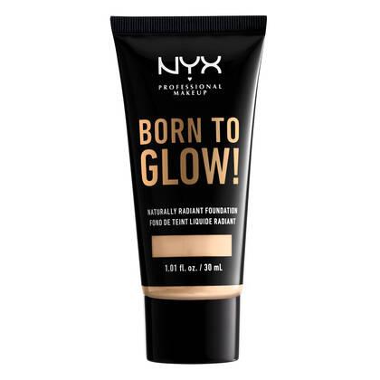 L'Oreal Paris - Born To Glow! Naturally Radiant Foundation | NYX Cosmetics