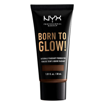 NYX - Born To Glow! Naturally Radiant Foundation