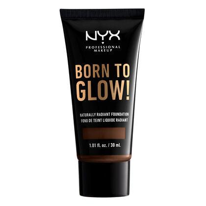 NYX - Born To Glow! Naturally Radiant Foundation