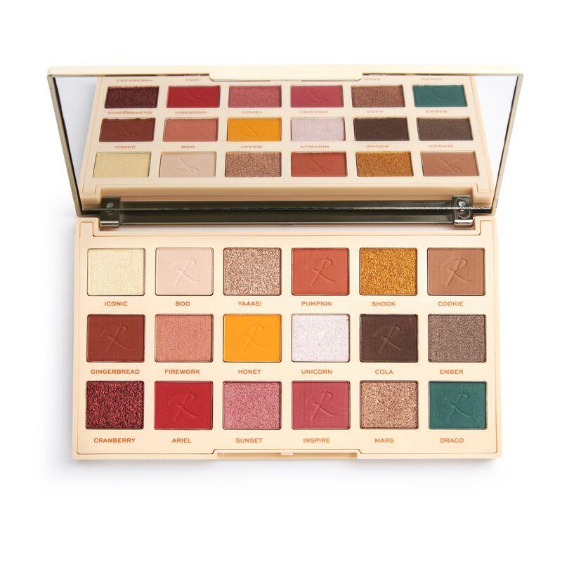 Product Brand Logo - Makeup Revolution X Roxxsaurus Ride or Die Eyeshadow Palette