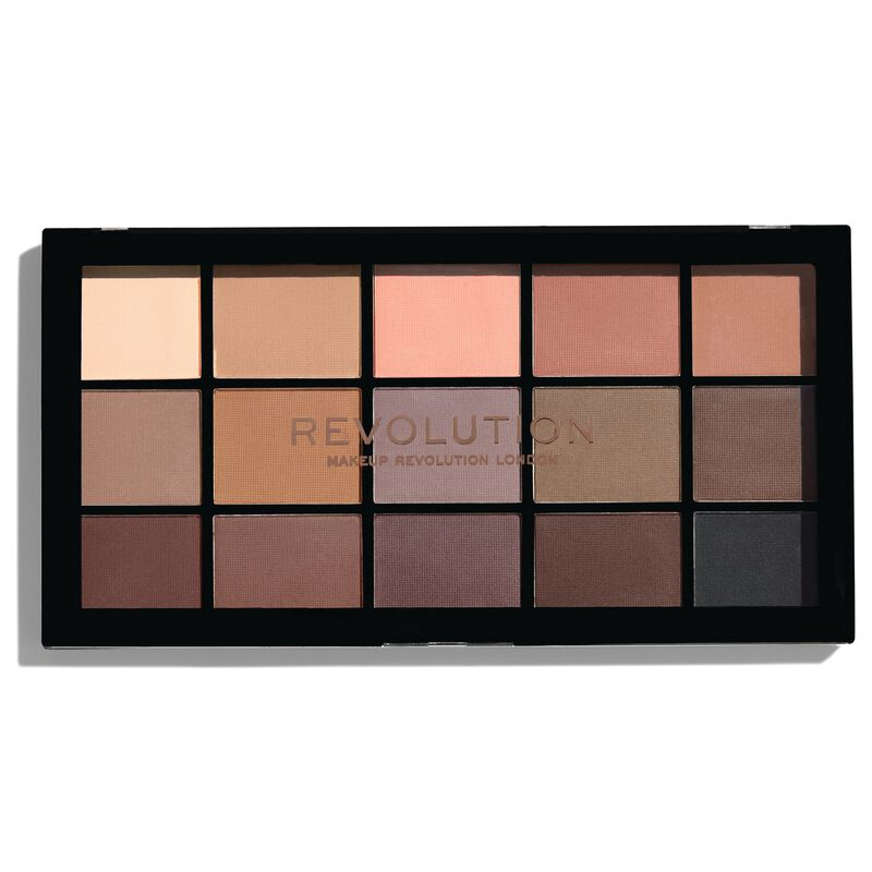 Product Brand Logo Reloaded Palette Basic Mattes