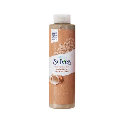 St. Ives - Body Wash, Oatmeal & Shea Butter
