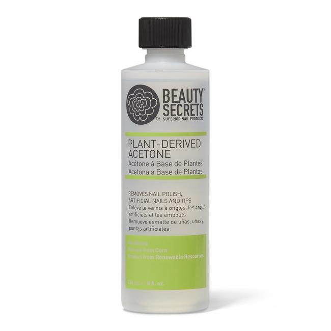 Beauty Secrets - Plant-Derived Acetone