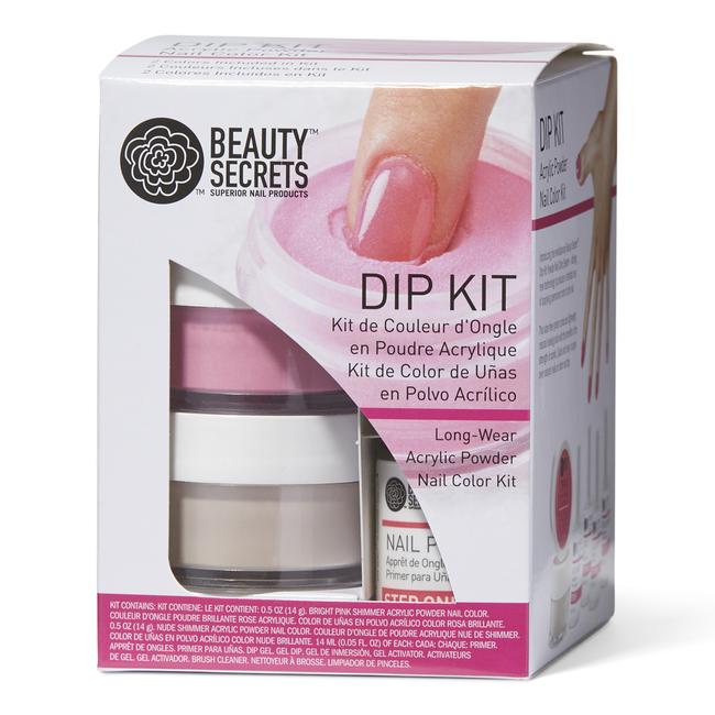 Beauty Secrets - Dip Kit Powder Nail Color System