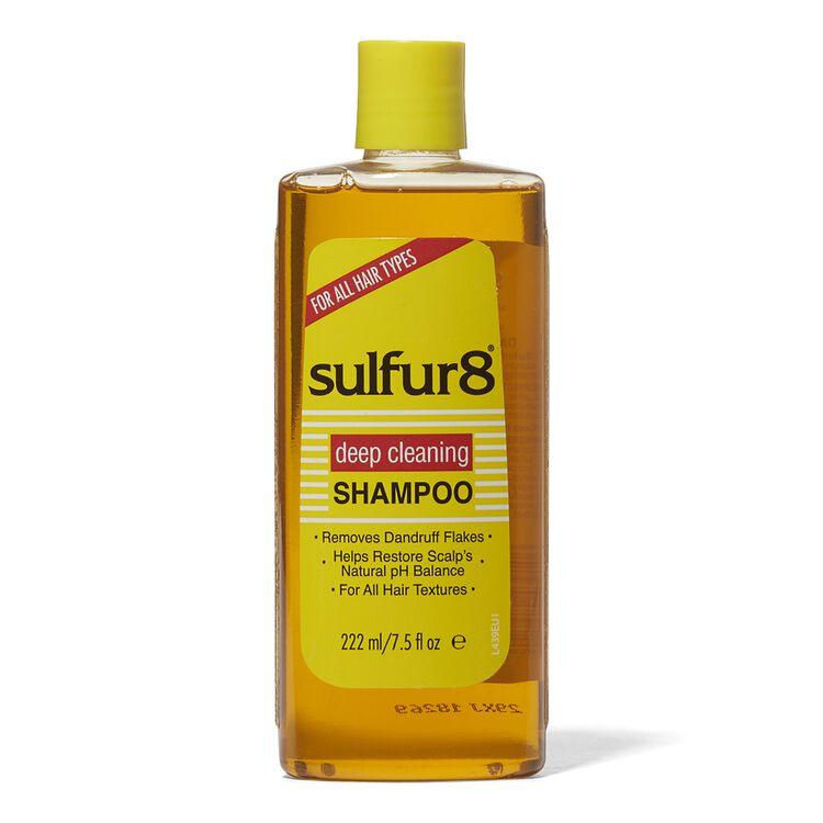 Sulfur8 - Deep Cleaning Shampoo