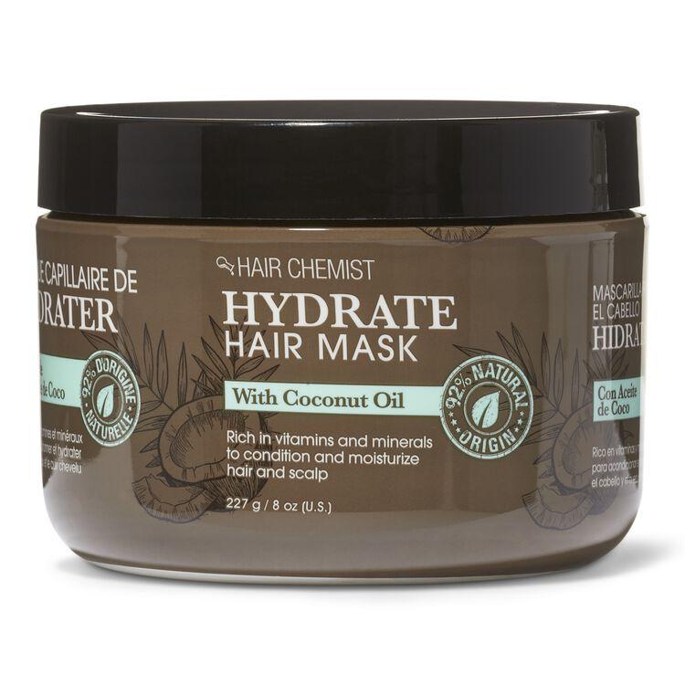 Hair Chemist - Hydrate Hair Mask with Coconut Oil